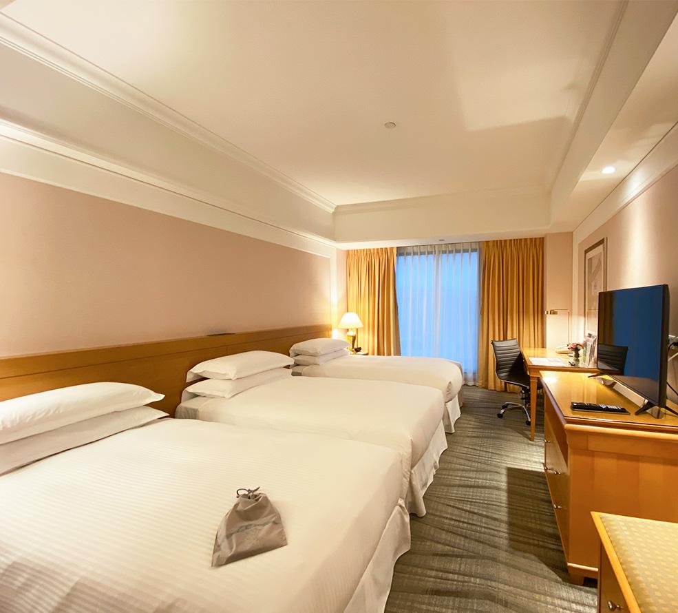 精緻客房-三小床