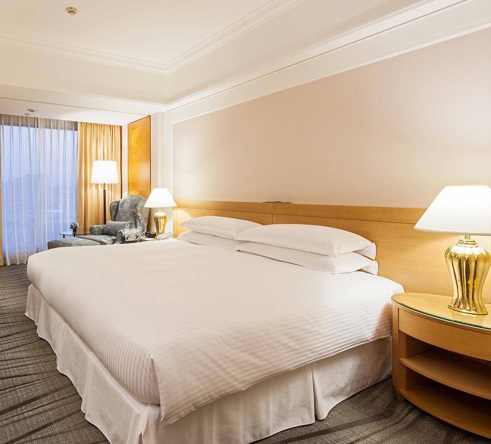精緻客房-一大床(傢俱隨機安排,照片僅供參考)