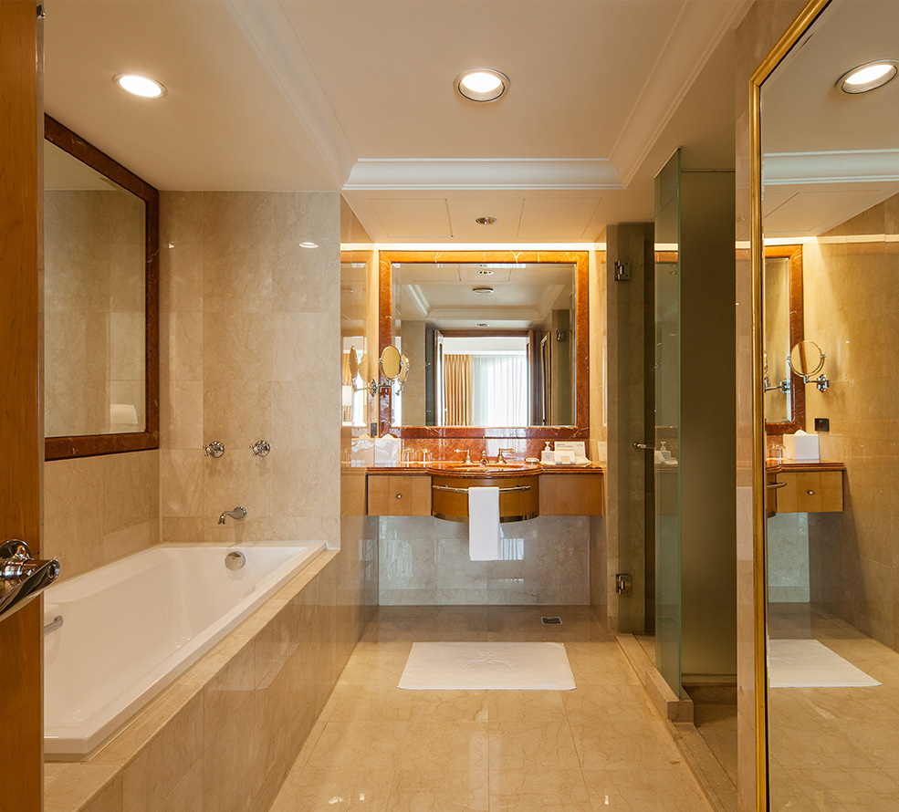 行政主管套房-浴室